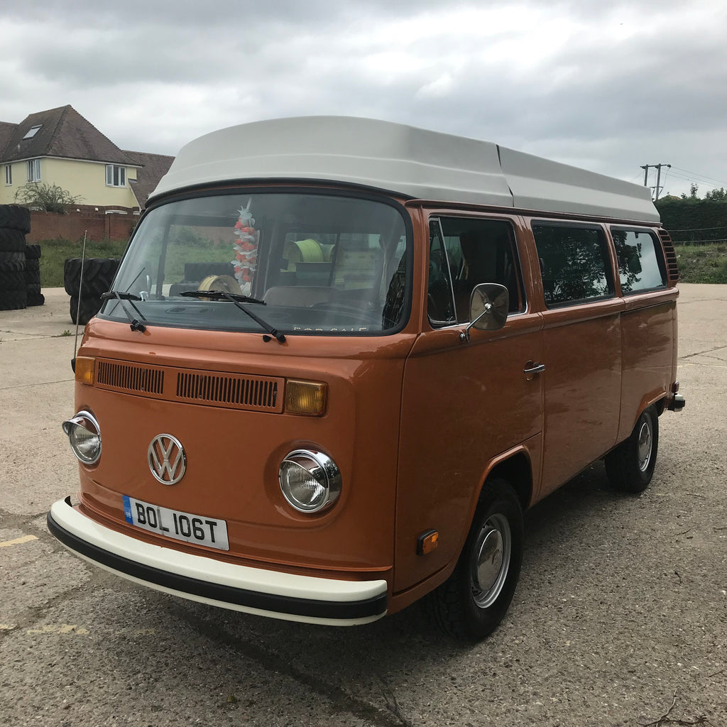1979 Volkswagen Riviera 4/5 Berth Bay Window T2 Camper