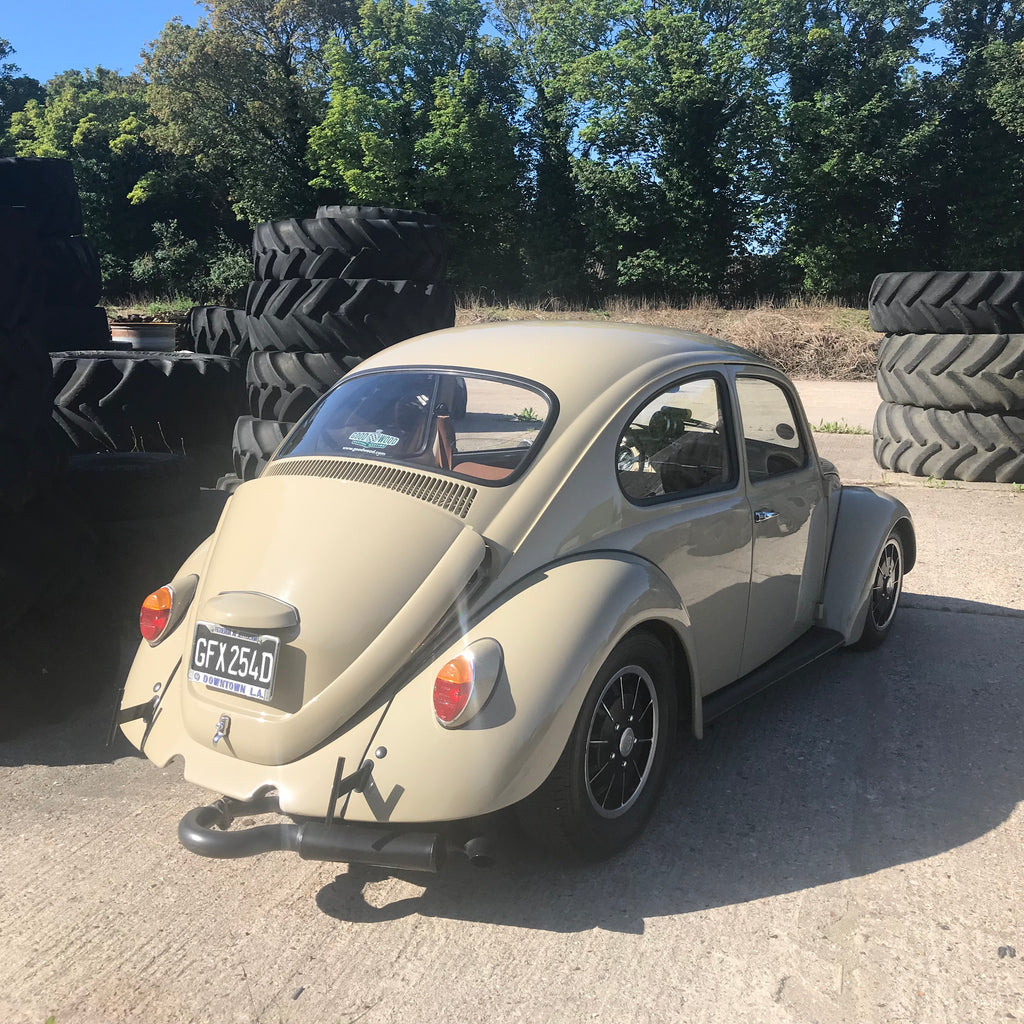 "1967 ""Old School"" Cal Look Beetle"