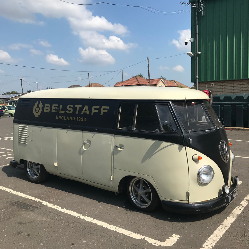 "1959 Split Screen ""Belstaff"" Panel Van"