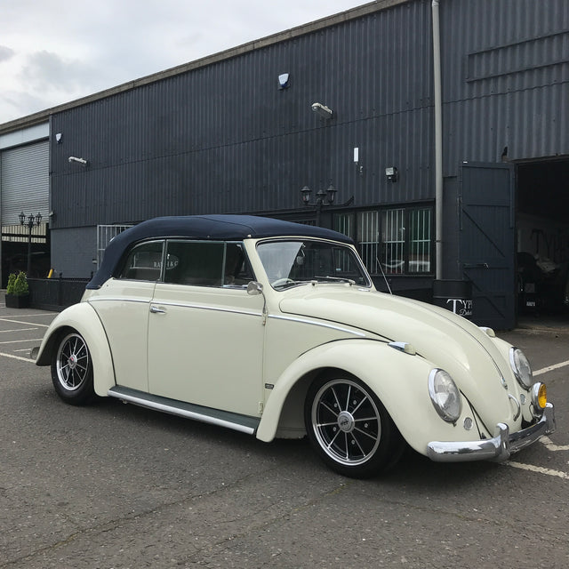 1959 RHD Karmann Convertible Beetle
