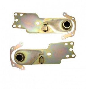 SPLIT SCREEN ADJUSTABLE IRS SPRING PLATES (USING BAY DONOR PARTS)