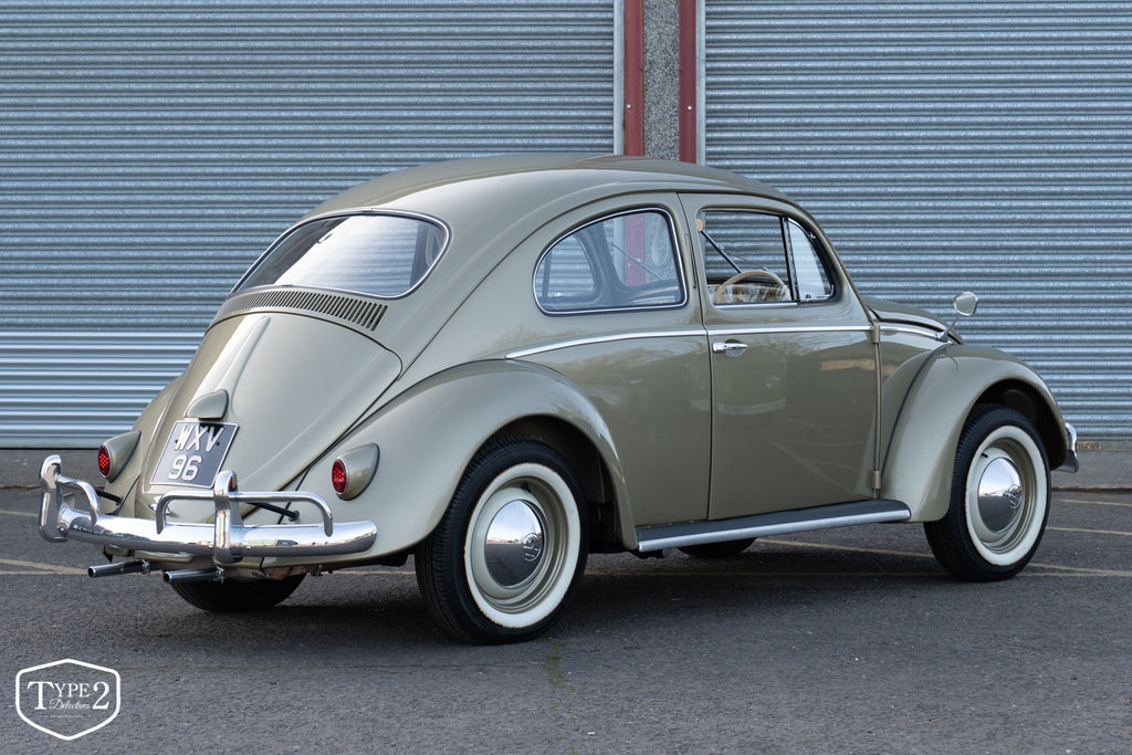 1957 RHD Beetle, Exceptionally Low mileage, Matching numbers