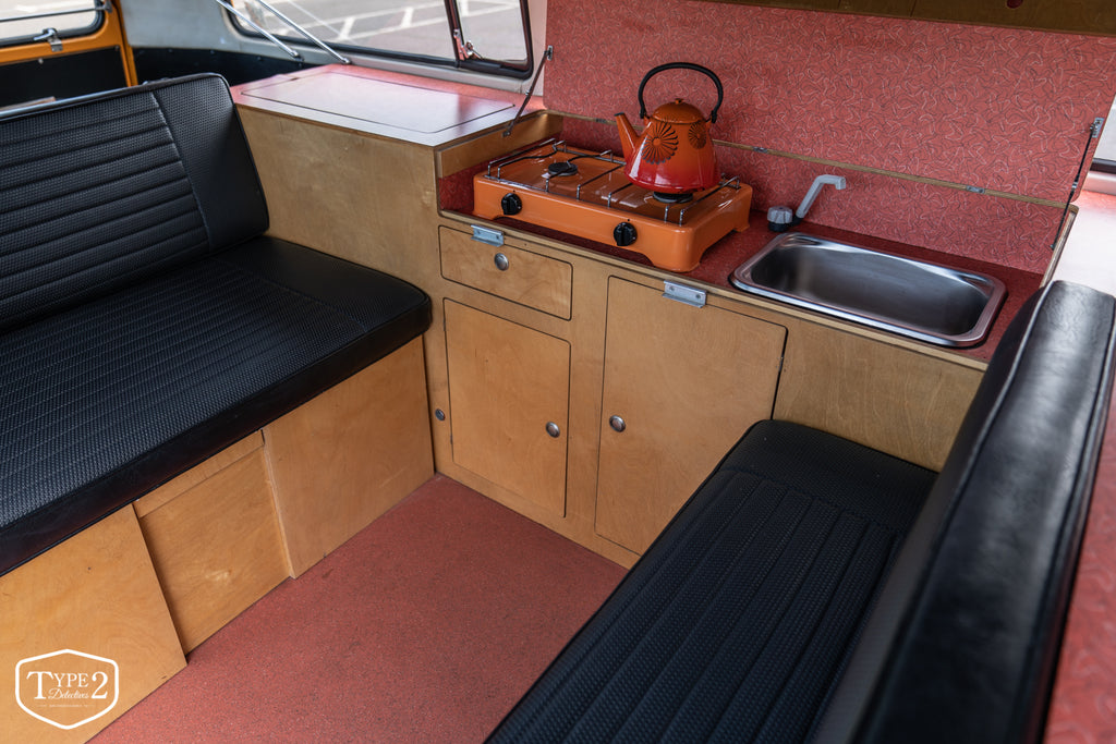 1979 2.0 L Bay Window Adventure Bus