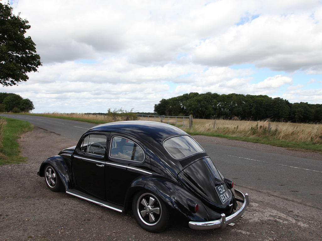 1959 Black VW Beetle