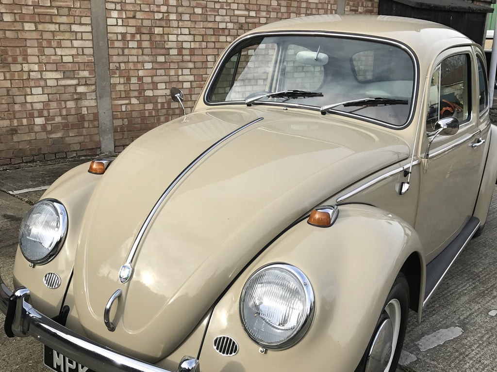 1966 Savannah Beige Beetle