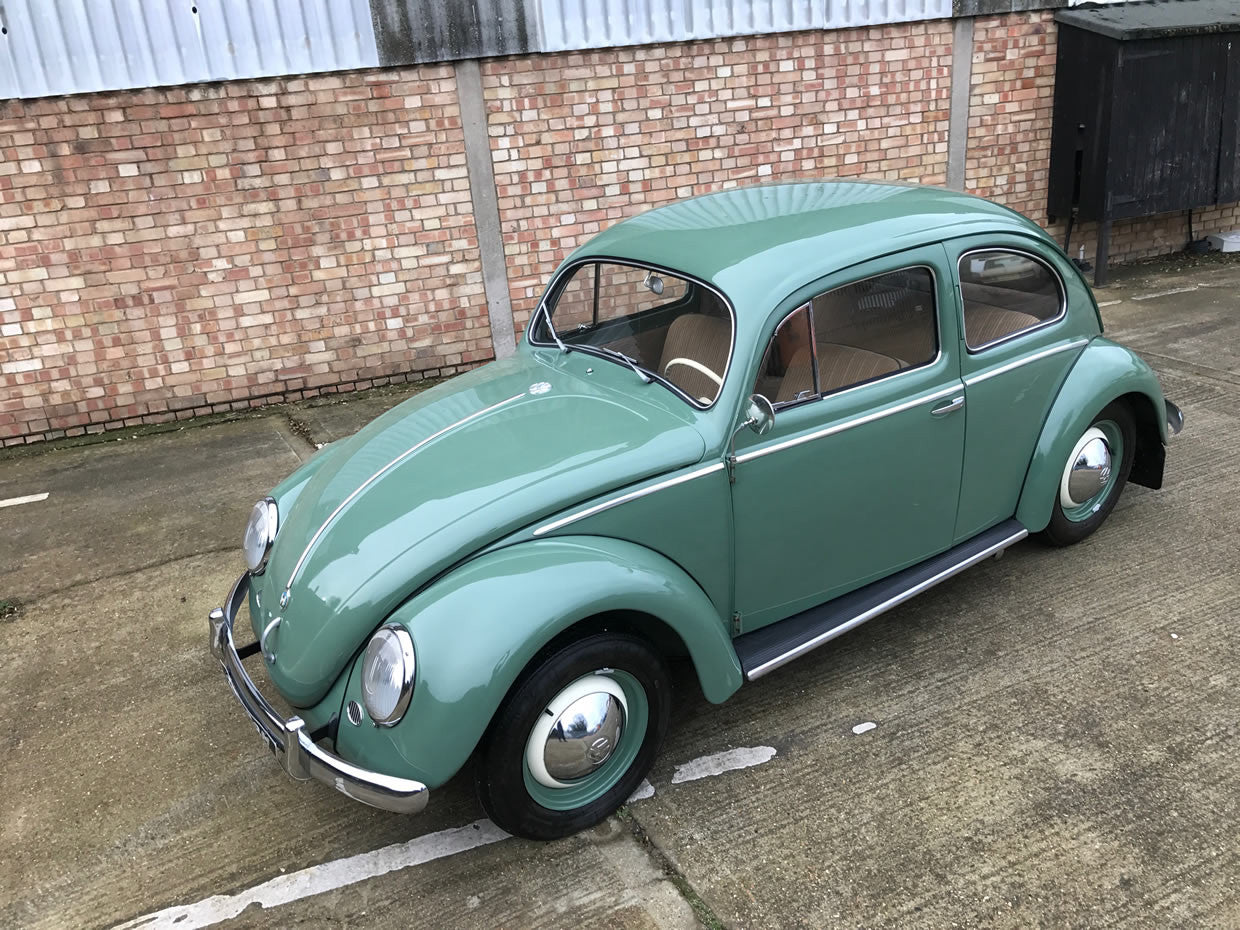 1952 Split Beetle