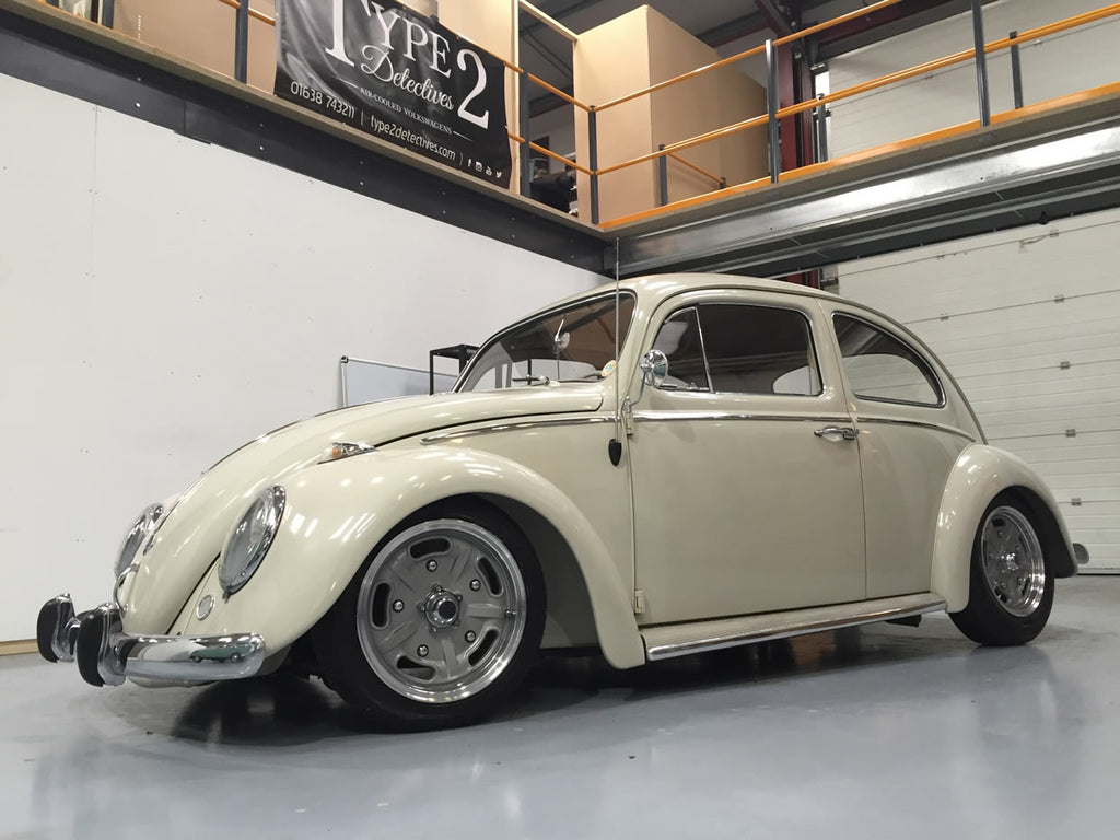 1962 One Owner Cream VW Beetle