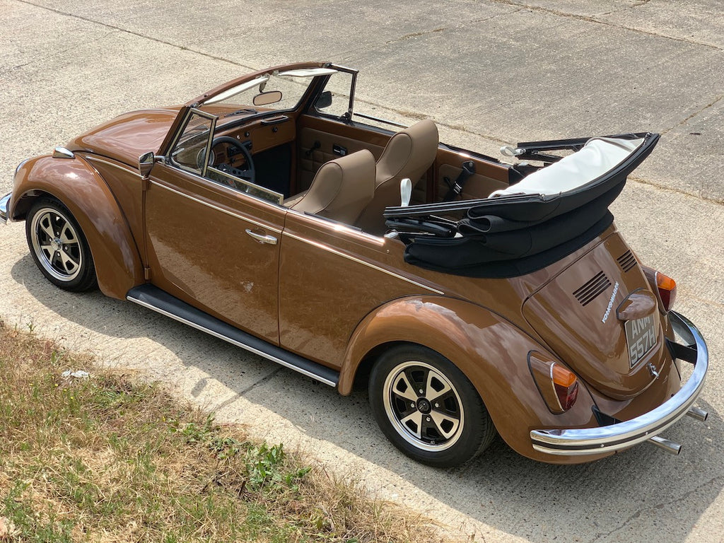 1969 Californian Karmann Convertible Beetle
