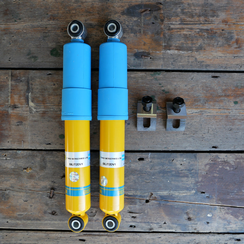 SPECIAL OFFER Bilstein Front Shock Absorbers and Beam Adjuster (Bay Window)