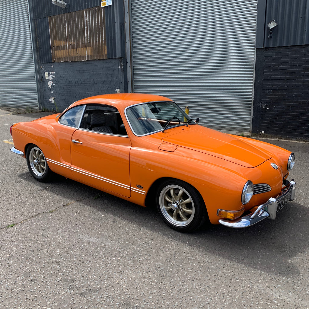 1971 Karmann Ghia Coupe