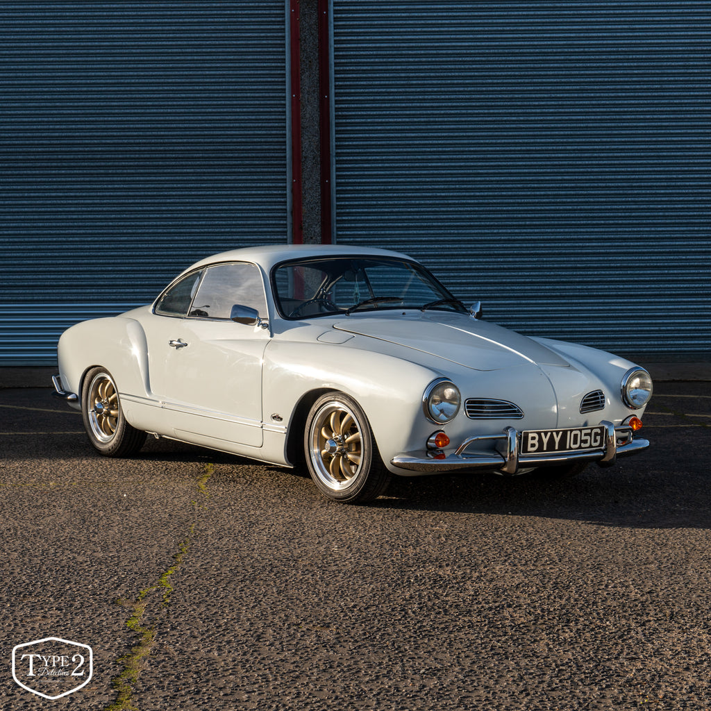 1969 Right Hand Drive Karmann Ghia
