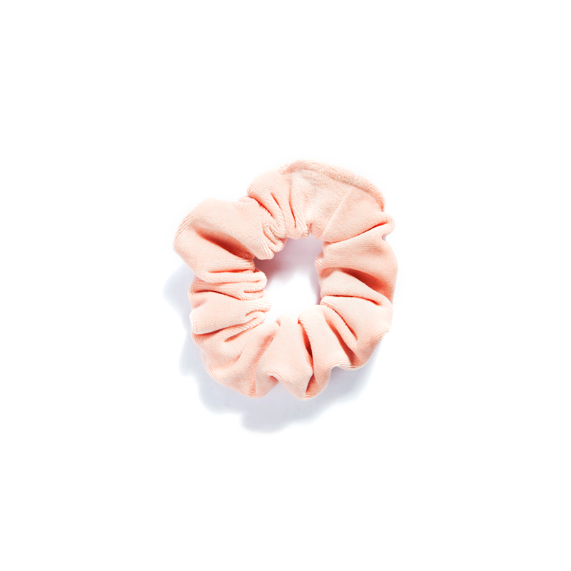 Shy Vibes Club organic cotton scrunchie