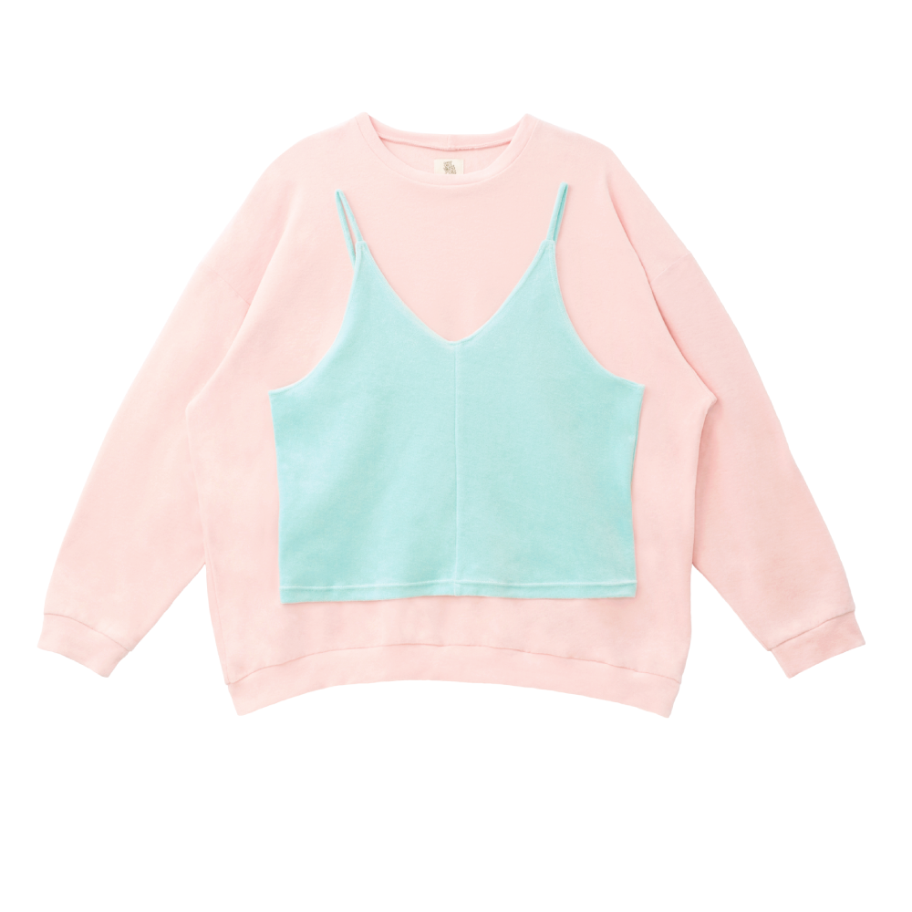 Sweat Top |mint|