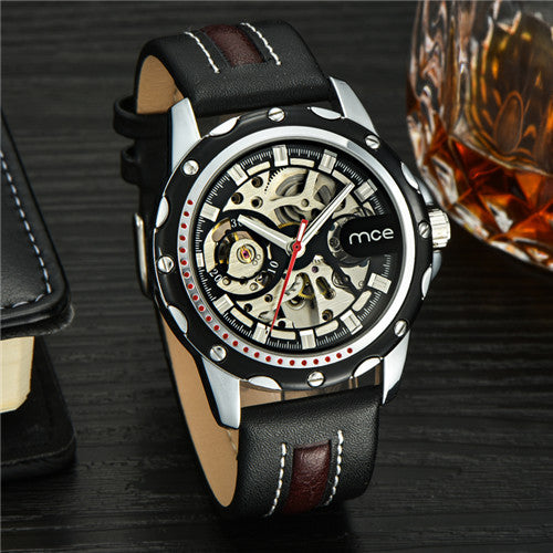 Mens Top brand Luxury Mechanical Watches