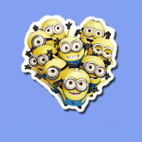 Minions Vinyl Sticker Decal