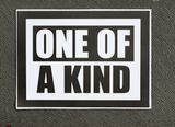 G-Dragon GD One Of A Kind Vinyl Sticker Decal