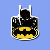 Batman Vinyl Sticker Decal