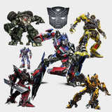 Transformers Autobots Window Wall Stickers Vinyl Decals