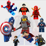 Marvel Lego Superheros Window Wall Stickers Vinyl Decals