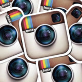 Instagram IG Vinyl Sticker Decal
