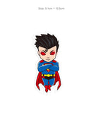 DC Comic Superman Vinyl Sticker Decal