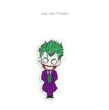 DC Comic Joker Vinyl Sticker Decal