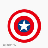 Captain America Vinyl Sticker Decal