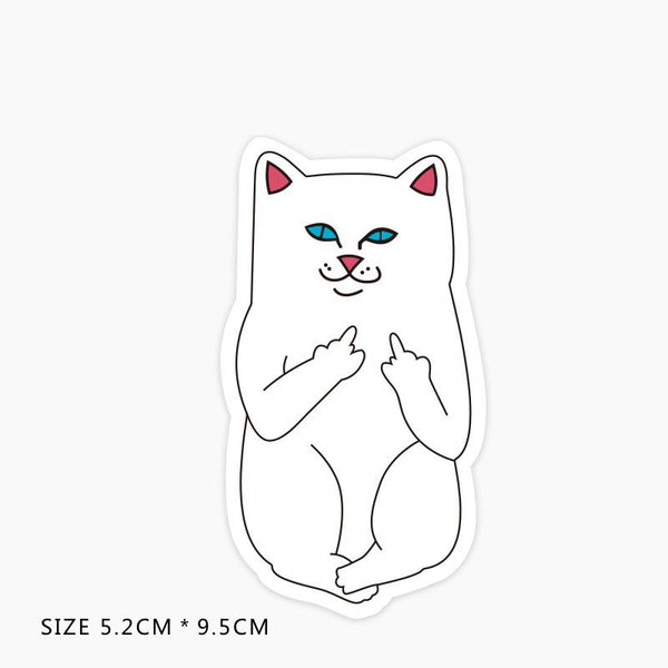 RIPNDIP Vinyl Sticker Decal