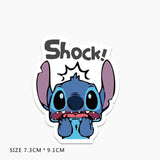Stitch Vinyl Sticker Decal