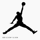 Air Jordan Logo Vinyl Sticker Decal