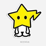 Star Vinyl Sticker Decal
