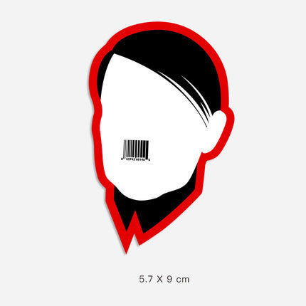 Adolf Hitler Vinyl Sticker Decal