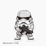 Star Wars Stormtrooper Vinyl Sticker Decal