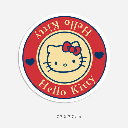 Hello Kitty Vinyl Sticker Decal