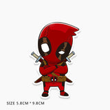 Deadpool Cartoon Vinyl Sticker Decal