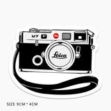 Leica M7 Camera Vinyl Sticker Decal