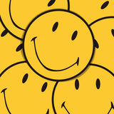 Smiley Face Vinyl Sticker Decal