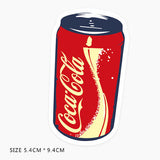Coca Cola Can Vinyl Sticker Decal
