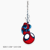 Spiderman Cartoon Vinyl Sticker Decal