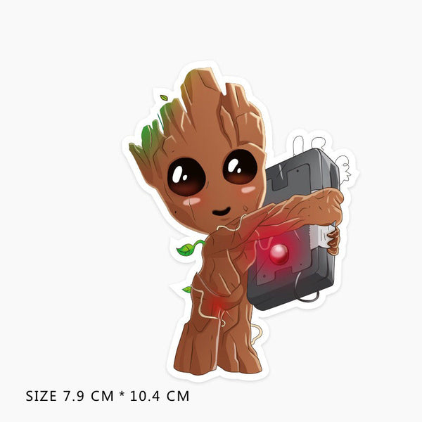 Groot Vinyl Sticker Decal