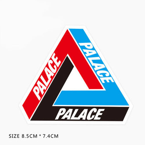 Palace Original Vinyl Sticker Decal