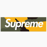 Supreme Brooklyn Box Logo Vinyl Sticker Decal