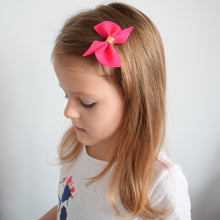 Twist Felt Bow - Mini