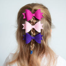 Felt Wendy Bow - Small