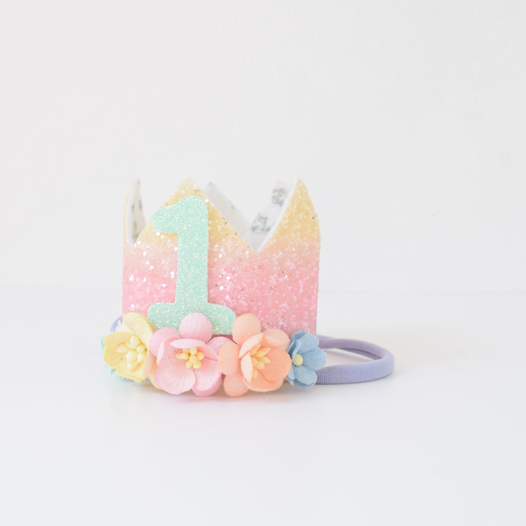 Small Birthday Crown - any age
