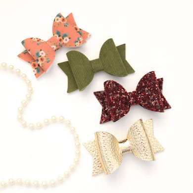 Choice of Mini Autumn Bows