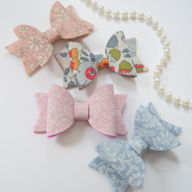Choice of Floral Bow (Set 1)