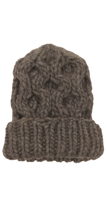 Haube von Knitted Love