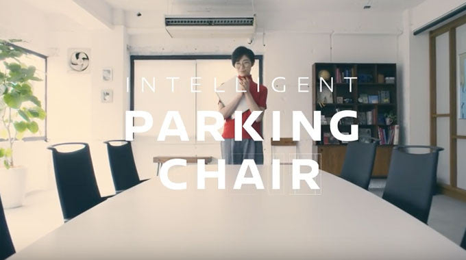 Meet the Self-Parking Office Chair: Maybe It's Not the Future?