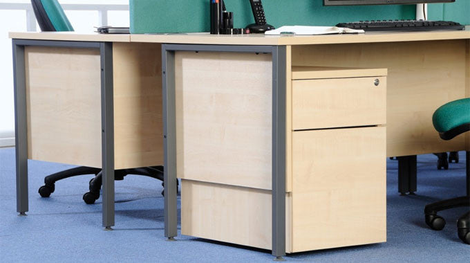 Mobile Pedestals are Great for Space Saving and Efficiency